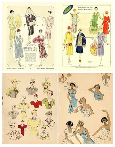 vintage fashion prints[1]