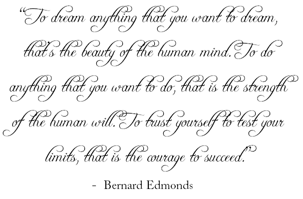 quote bernard edmonds