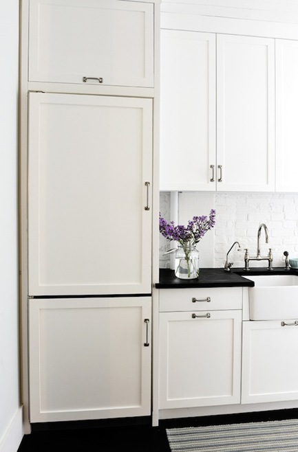 Love it or leave it white kitchens la dolce vita - Kitchen design brooklyn ...