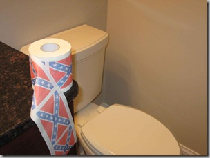 Confederate flag TP
