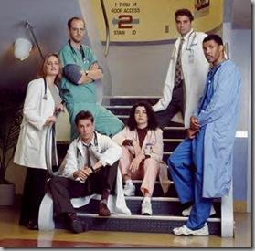 ER Original cast