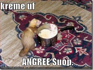 Angry soup
