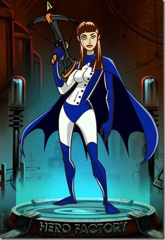 Beth Superhero