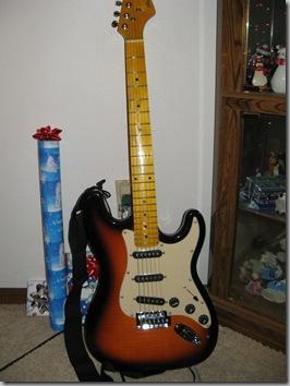 Beth's guitar