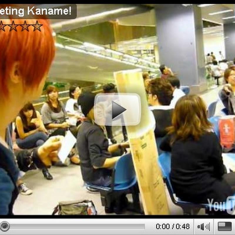 Meeting Kaname!