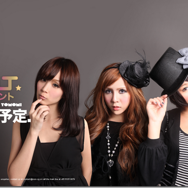 MYNT, Singapore's first Anime girl group?