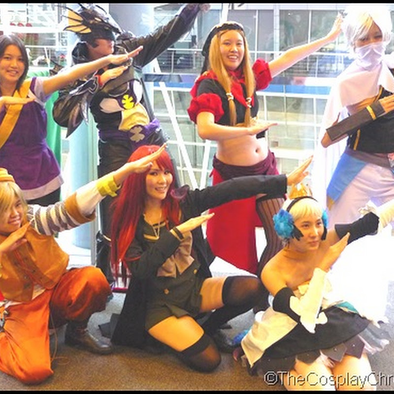 WorldWide Cosplayer Photo Journey: Participants call!