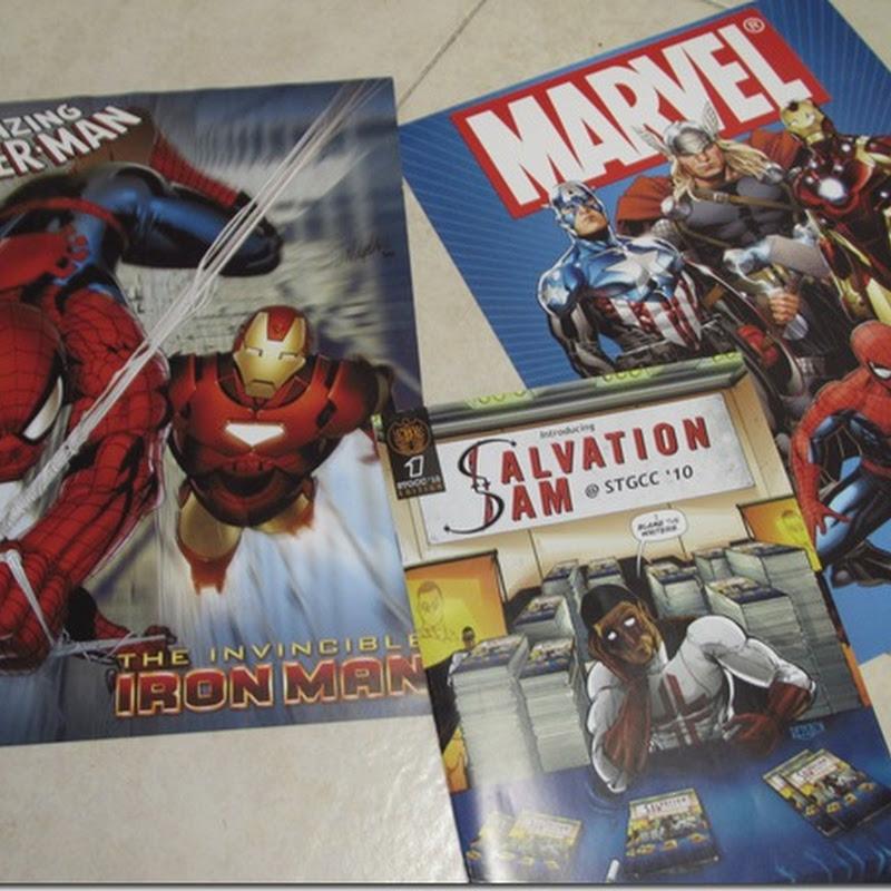 STGCC 2010 Giveaway!: Spooky Kitaro Gashapon Machine & posters!