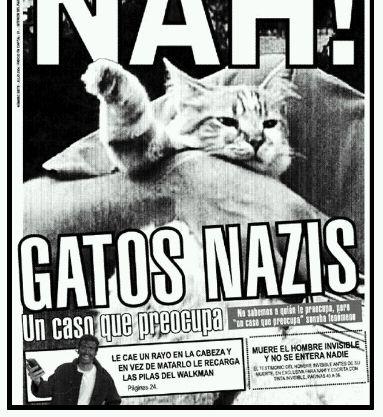 El Gato Enmantequillado - Teoría de la Antigravedad