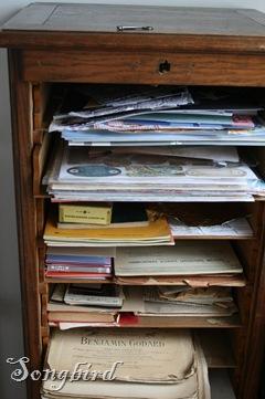 Studio file cabinet