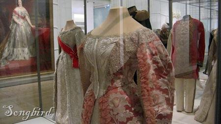 Gala dress Hermitage