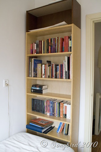 Ordinaire How To Make A Built In From An Ikea Billy Bookcase