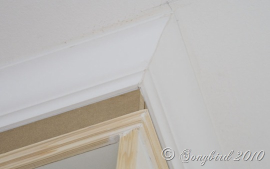 Billy Built-in Crown Moulding