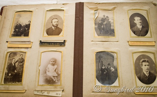 Vintage Cabinet Cards