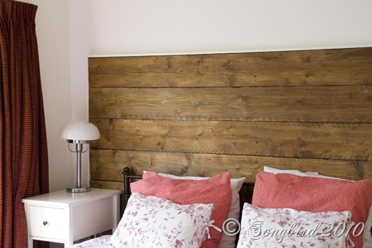 Repurposed Wood Headboard 2