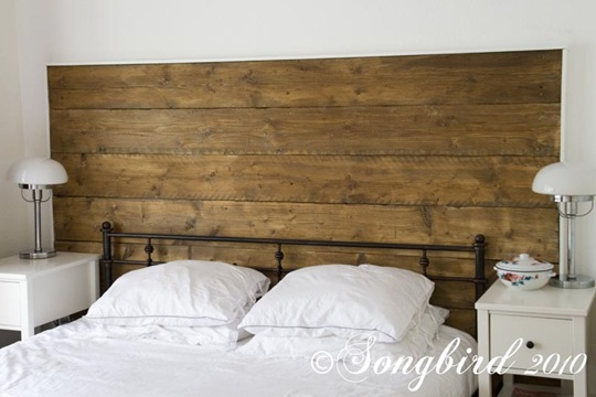 Repurposed Wood Headboard 1a
