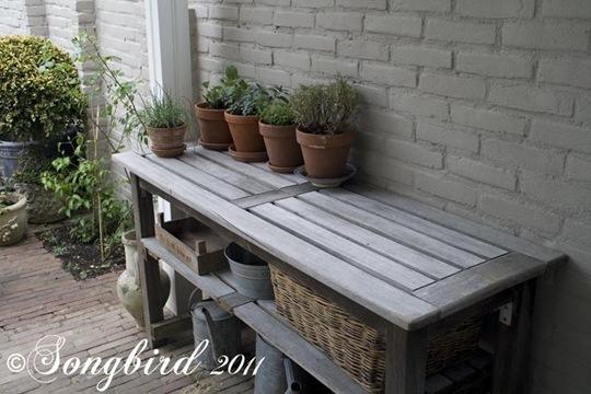 Garden Table 7