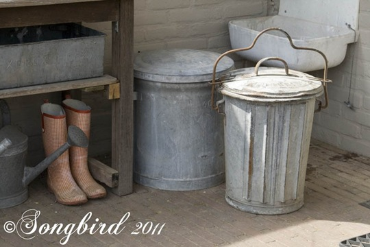 Galvanized Buckets 2