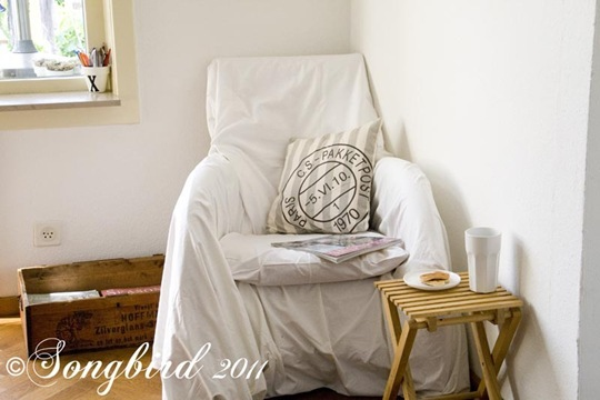 Chair Slipcover 6