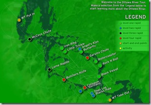 Ottawa River Map