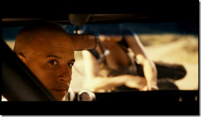 VIN DIESEL is Dominic Toretto in Fast & Furious.