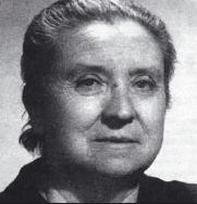 Doña Victoria Gómez. La comare