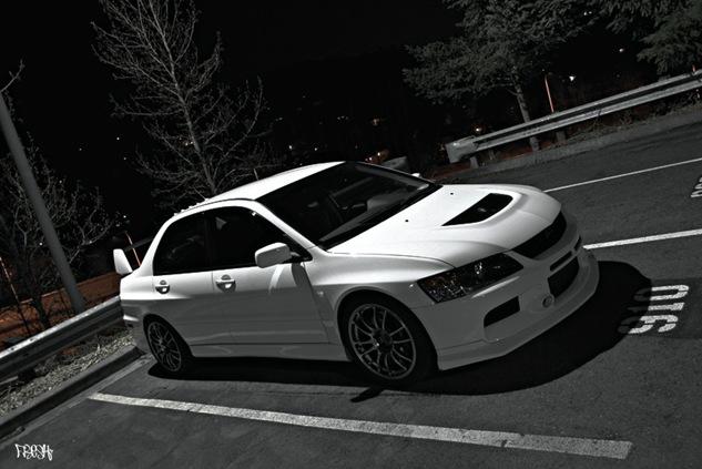 White-EVO-IX
