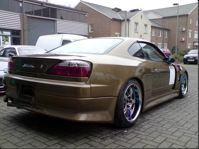 Silvia S15 gram lights 57 pro 4