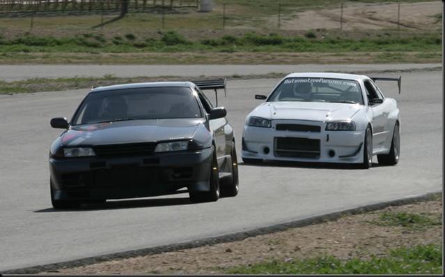r34 vs r32 GTR