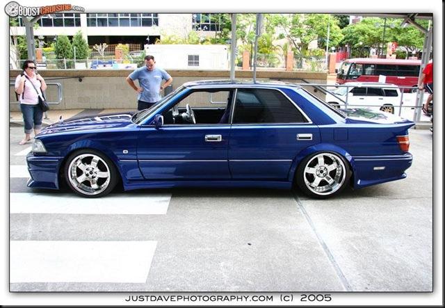 Toyota Crown Bippu Style