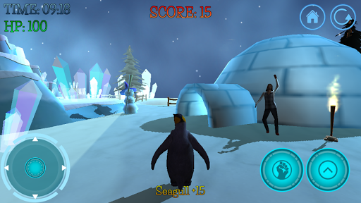 Penguin Simulator Pro - screenshot
