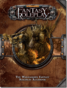 After awhile the covers of all Fantasy Roleplaying Games start to look the same.