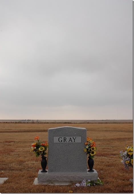 Gray Long