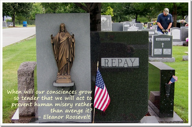 Repay Roosevelt