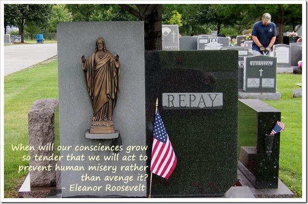 Repay Roosevelt