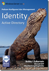 Panduan konfigurasi dan Manajemen Identity Active directory