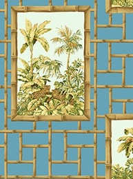 Malco Trading, Seabrook Wallpalers - British Tropical 2