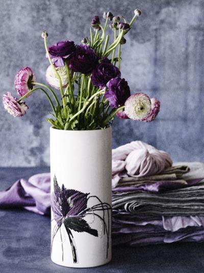 Gitte Kjaer, Blommor