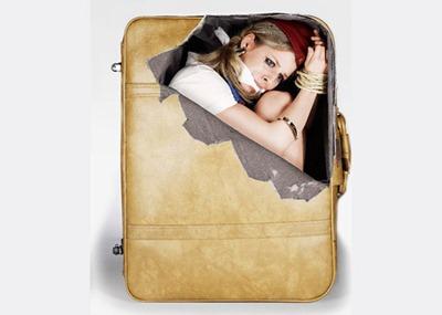 Stickers till resväskan 1