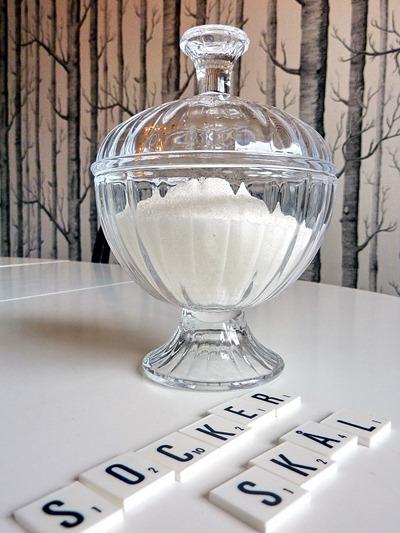 Sockerskål från Lagerhaus 3