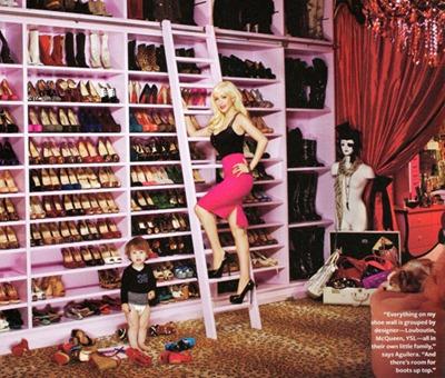 Christina Agulieras garderob