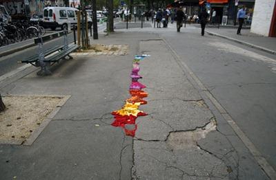 Färgglad gata, Juliana Santacruz Herrera 1