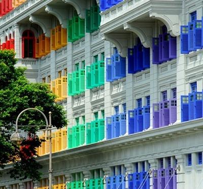 singapore, Design Sponge