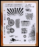 Tim Holtz Stampers Anonymous - Bitty Grunge