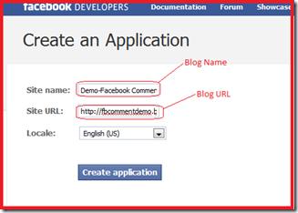Application register
