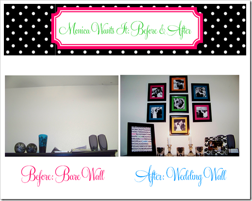 beforeafterweddingwall