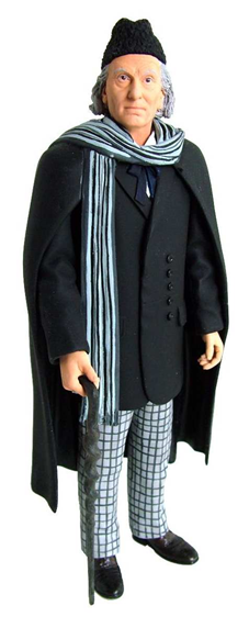 First Doctor From An Unearthly Child