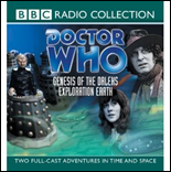 Genesis of the Daleks Exploration Earth