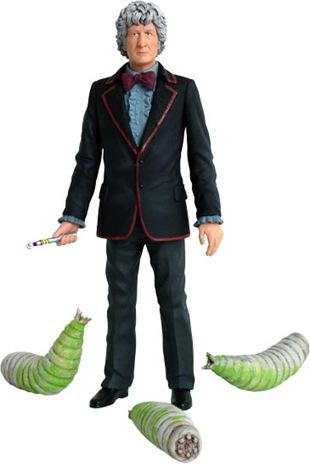 3rd Doctor & Maggots