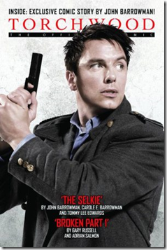 Torchwood Comic 1 Cover 2